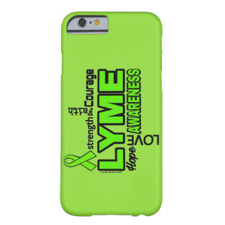 Funda Barely There iPhone 6 Palabras… Lyme