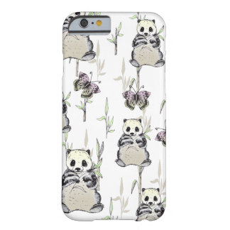 Funda Barely There iPhone 6 panda