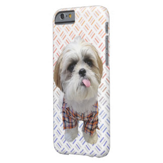 Funda Barely There iPhone 6 Perrito lindo de Shih Tzu