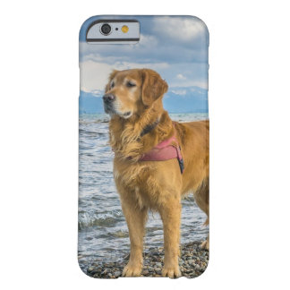 Funda Barely There iPhone 6 Perro
