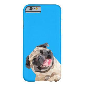 Funda Barely There iPhone 6 Perro precioso de las fregonas