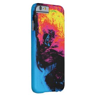 Funda Barely There iPhone 6 pimienta y plástico silenciados