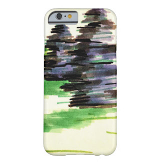 Funda Barely There iPhone 6 Pino