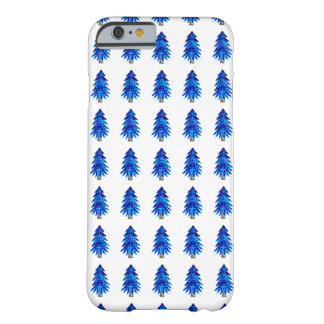 Funda Barely There iPhone 6 Pino azul