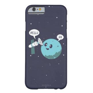 Funda Barely There iPhone 6 Planeta