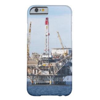Funda Barely There iPhone 6 Plataforma petrolera