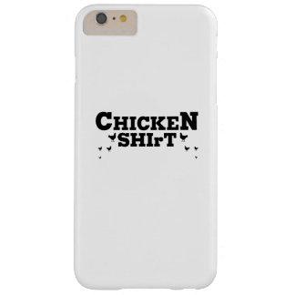 Funda Barely There iPhone 6 Plus Amante del mascota de los pollos divertido -