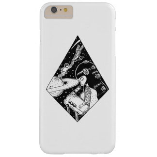 Funda Barely There iPhone 6 Plus Amor