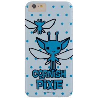 Funda Barely There iPhone 6 Plus Arte de Cornualles del carácter del duendecillo