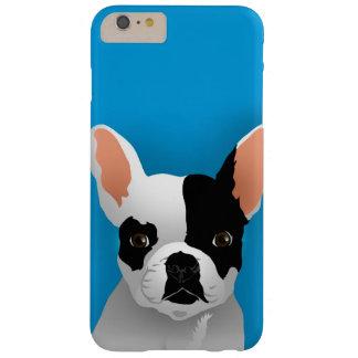Funda Barely There iPhone 6 Plus Arte del dogo - dogo francés