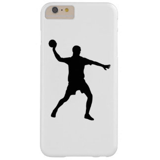 Funda Barely There iPhone 6 Plus Balonmano