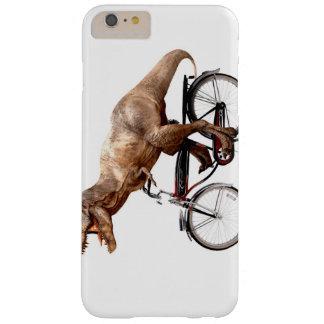 Funda Barely There iPhone 6 Plus Bici del montar a caballo de Trex