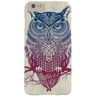 Funda Barely There iPhone 6 Plus Búho
