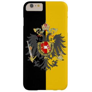 Funda Barely There iPhone 6 Plus Caja austríaca empírica del teléfono de la bandera