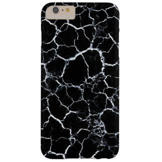 Funda Barely There iPhone 6 Plus Caja blanco y negro del iPhone 6