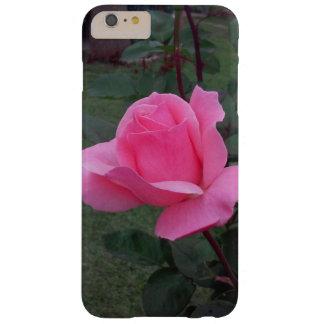 Funda Barely There iPhone 6 Plus Caja color de rosa rosada del teléfono de la