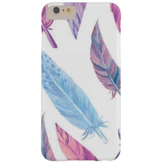 Funda Barely There iPhone 6 Plus Caja de la pluma