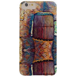Funda Barely There iPhone 6 Plus Caja del teléfono celular de las reflexiones del
