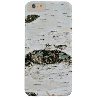 Funda Barely There iPhone 6 Plus Caja del teléfono de la naturaleza de madera de