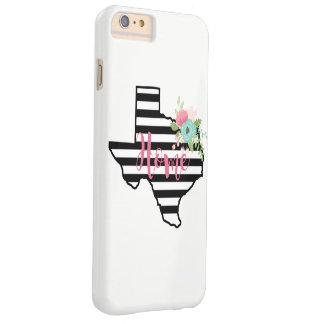 Funda Barely There iPhone 6 Plus Caja del teléfono de la raya del estado de origen