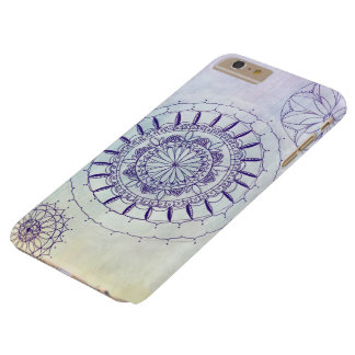 Funda Barely There iPhone 6 Plus Caja del teléfono del amor de la mandala