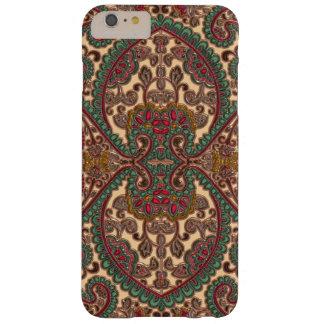 Funda Barely There iPhone 6 Plus Caja indonesia colorida del diseño para el iPhone