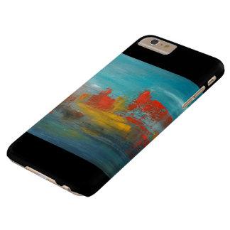 Funda Barely There iPhone 6 Plus Caja única del teléfono celular