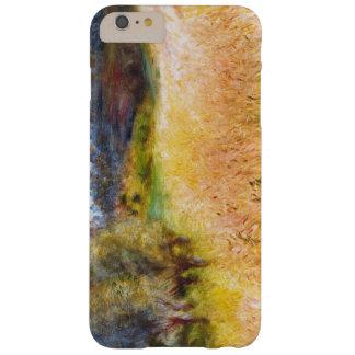 Funda Barely There iPhone 6 Plus Campo de maíz 1879 de Pedro Auguste Renoir de los
