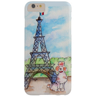 Funda Barely There iPhone 6 Plus Caniche en París
