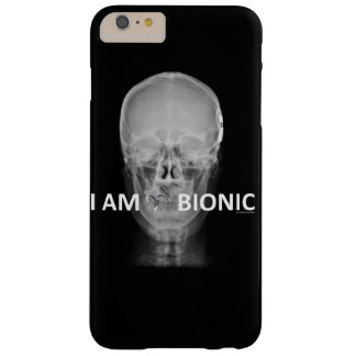 Funda Barely There iPhone 6 Plus casco bionic