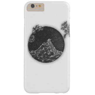 Funda Barely There iPhone 6 Plus Caso 2 del indie