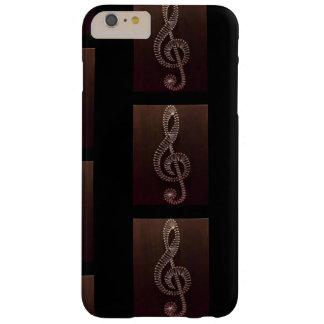 FUNDA BARELY THERE iPhone 6 PLUS  CASO DE IPHONE PARA EL AMANTE DE LA MÚSICA