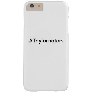 Funda Barely There iPhone 6 Plus caso de los #Taylornators del iPhone 6/6s