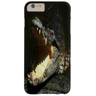 Funda Barely There iPhone 6 Plus Caso del iPhone 6 del cocodrilo de Tailandia