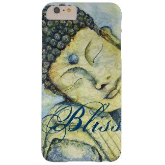 Funda Barely There iPhone 6 Plus Caso del iPhone del arte de la acuarela de Buda de