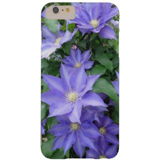 Funda Barely There iPhone 6 Plus Caso del iphone del Zinnia
