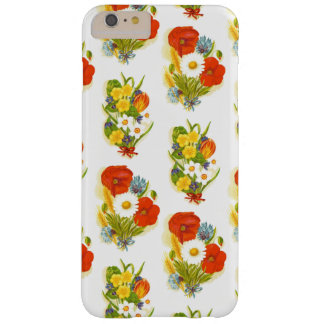 Funda Barely There iPhone 6 Plus caso floral del iphone 6