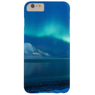 Funda Barely There iPhone 6 Plus Caso fresco de IPhone - auroras