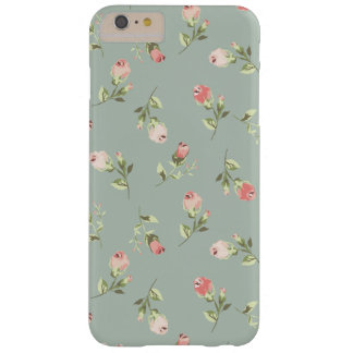 Funda Barely There iPhone 6 Plus Caso más del iPhone 6 florales elegantes elegantes