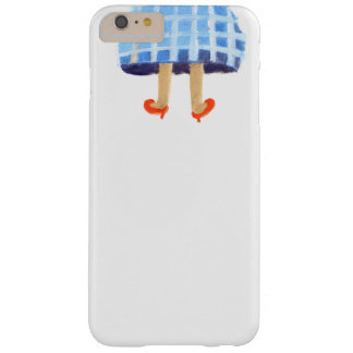 FUNDA BARELY THERE iPhone 6 PLUS  CHICA BONITO