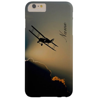 Funda Barely There iPhone 6 Plus Cielo plano del BI