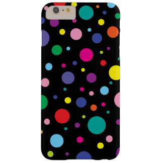 Funda Barely There iPhone 6 Plus Color de fondo modificado para requisitos