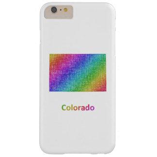 Funda Barely There iPhone 6 Plus Colorado