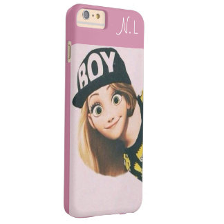 Funda Barely There iPhone 6 Plus Coque iPhone Raiponce Swag by N.L