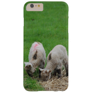 Funda Barely There iPhone 6 Plus Corderos de la primavera