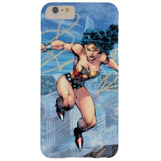 Funda Barely There iPhone 6 Plus Cubierta cómica #16 de la trinidad de la Mujer