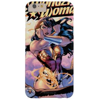 Funda Barely There iPhone 6 Plus Cubierta cómica #1 de la Mujer Maravilla