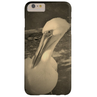Funda Barely There iPhone 6 Plus Cubiertas del teléfono del pelícano de Jane