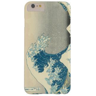 Funda Barely There iPhone 6 Plus Debajo de la onda de Kamagawa