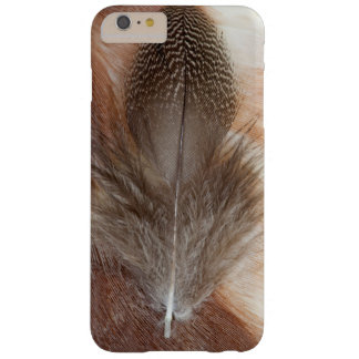 Funda Barely There iPhone 6 Plus Del ganso todavía de la pluma vida egipcia